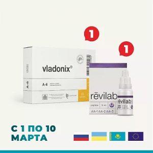 Набор «Владоникс» N60 + «Revilab SL 03»
